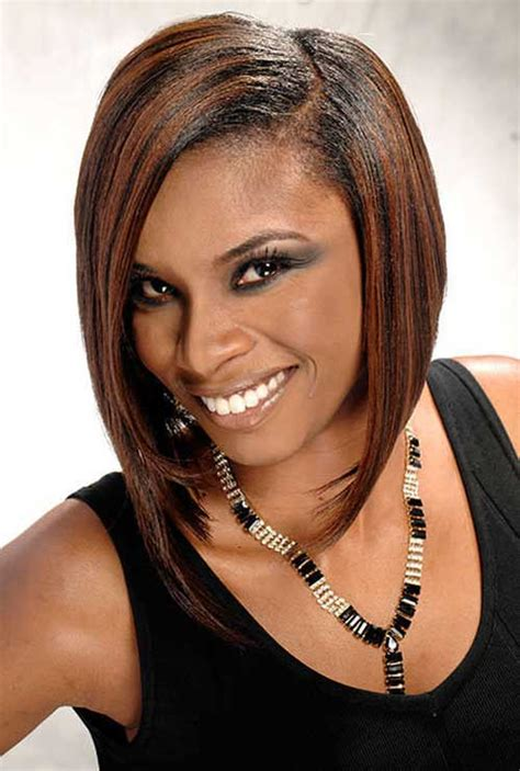 highlights for medium length hair and african american african american bob hairstyles with highlights hairstyles