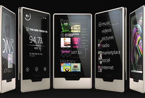 Microsoft Zune Hd some zune fans still holding on 10 years after microsoft