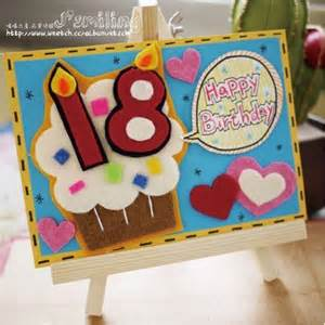 cha mimi 蛋糕生日手工卡 happy birthday card cha mimi pinkoi