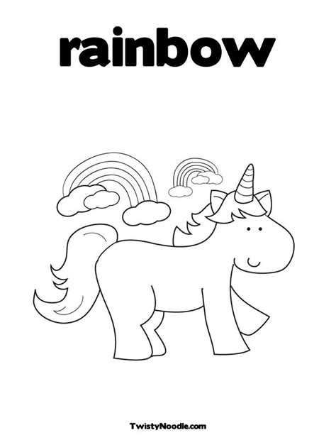 coloring pages of rainbows and unicorns unicorn and rainbow coloring pages zoro blaszczak co