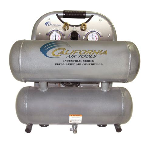 california air tools 4 6 gal 1 hp ultra free and lightweight electric air compressor