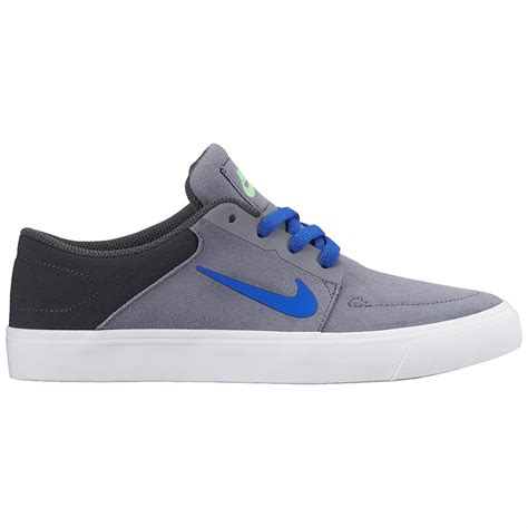 shoes for boys nike sb portmore gs shoes boys evo outlet