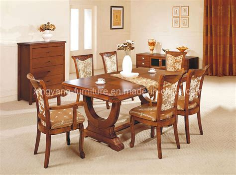 Furniture wooden furniture a89 china dining table wooden