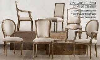 Restoration Hardware Planters vintage french dining chairs restoration hardware