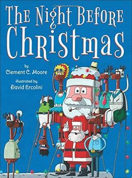 libro the night before christmas the night before christmas librer 237 a cient 237 fica