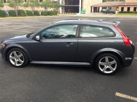 volvo c30 5 door for sale purchase used 2008 volvo c30 t5 hatchback 2 door 2 5l 6