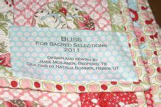 Quilt Label Exles by 1000 Images About Quilt Label Exles On