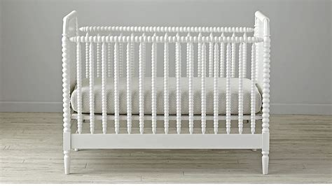 white jenny lind crib reviews crate  barrel
