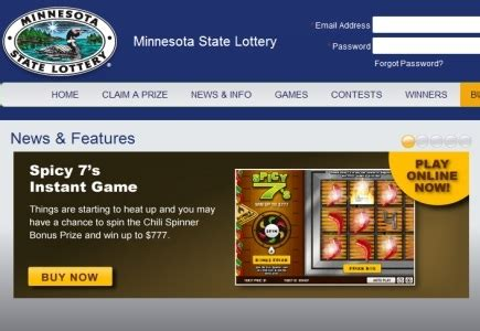 minnesota lottery launches spicy online scratchcard 9th