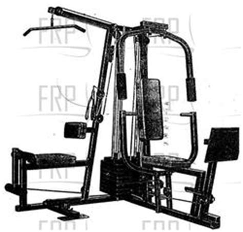 weider pro 9735 wesy97350 fitness and exercise