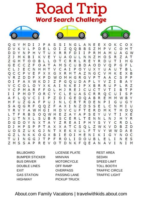 printable puzzles to do when bored free printable travel games for kids play car games