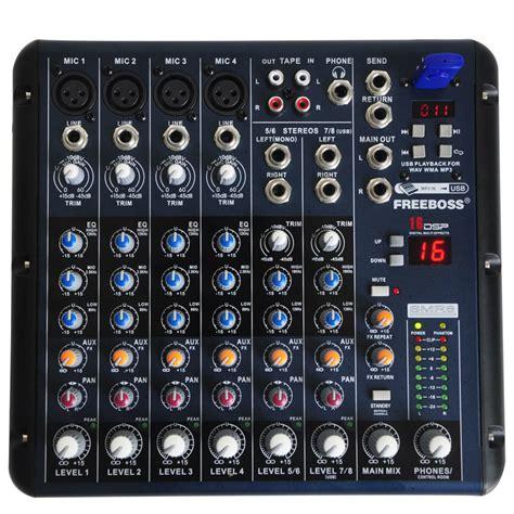 Mixer Audio 2 Jutaan usb audio mixer reviews shopping usb audio mixer