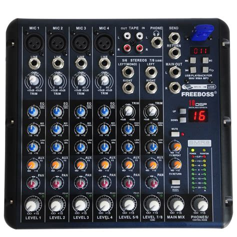 audio mixer console usb audio mixer reviews shopping usb audio mixer