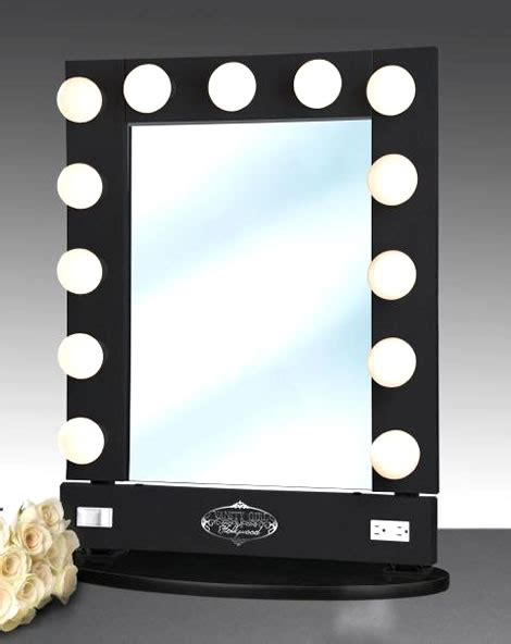 light mirror lighted makeup mirror lify your extinguishment with a