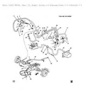 solved vacuum diagram for 2003 chevy s10 2 2 fixya