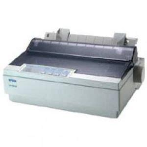 Printer Epson Dotmatrix Lx300 9 pin dmp printer epson lx 300 ii impact printer price