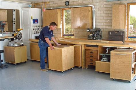 Garage Workshop Design by Garage Woodshop Design This Is It Modular Workshop