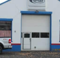 garage man doors products