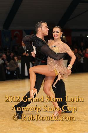 competition: wdsf grand slam latin antwerp 2012 02 04