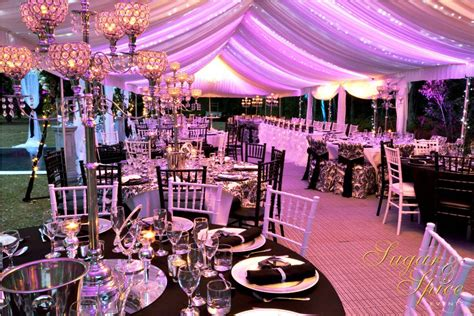 Wedding Accessories Gold Coast by Sugar And Spice Events Gold Coast Marquee Weddings