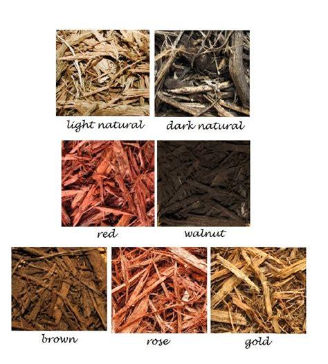 mulch colors mulch colors landscapes