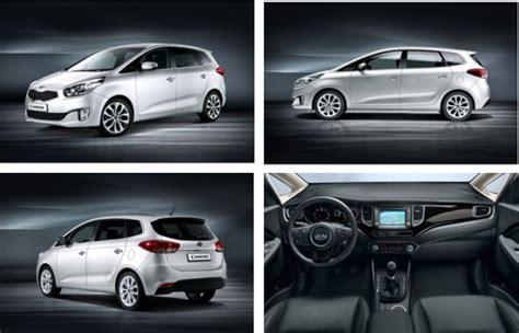 All Kia All New Carens Mpv Korea Rancangan Desainer Audi Atalla