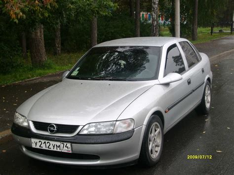 1996 Opel Vectra B Pictures Information And Specs