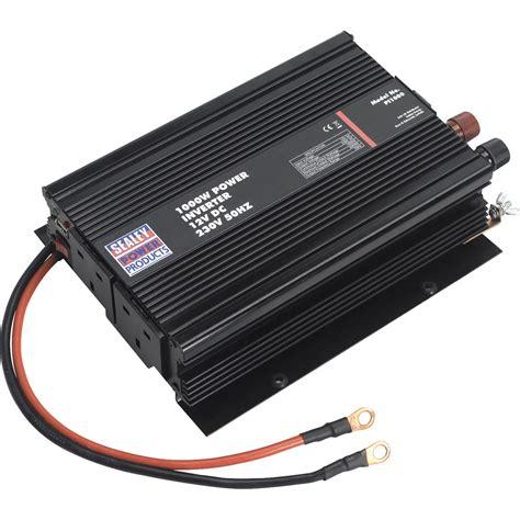Power Inverter 500 Watt 12v Berkualitas sealey 12v to 240v power inverter 500w output