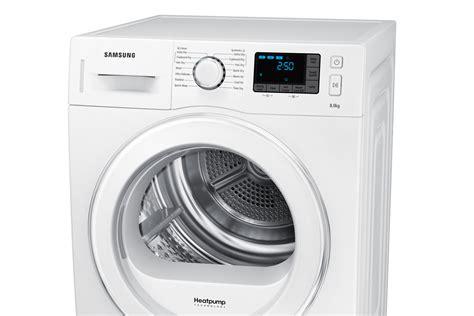 samsung dryer samsung dv80f5e5hgw heat condenser tumble dryer 8kg