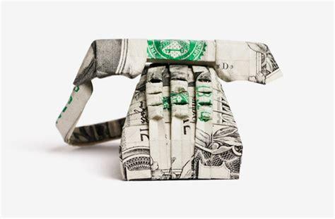 Won Park Dollar Origami - des origami avec des billets de banque ufunk net