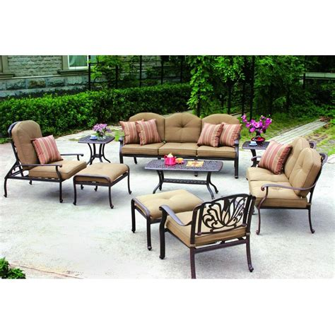 Patio Conversation Sets Ideas Jacshootblog Furnitures Patio Furniture Conversation Set