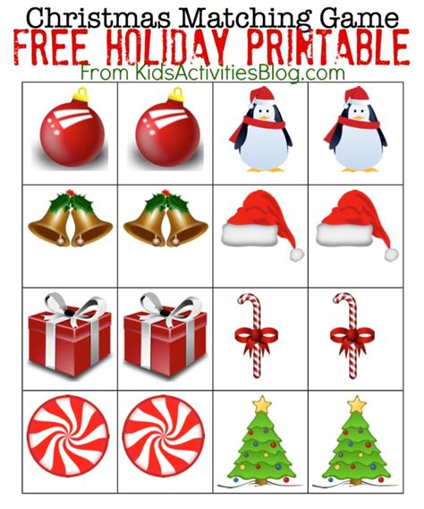 printable christmas games and activities christmas games for kids new calendar template site