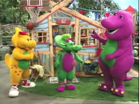 barney house barney bj really cool house video search engine at search com