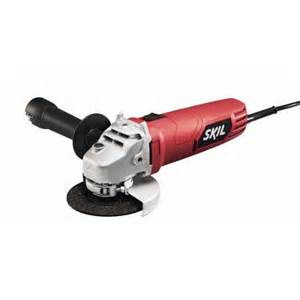 home depot angle grinder skil 6 corded 4 1 2 in angle grinder 9295 01 the