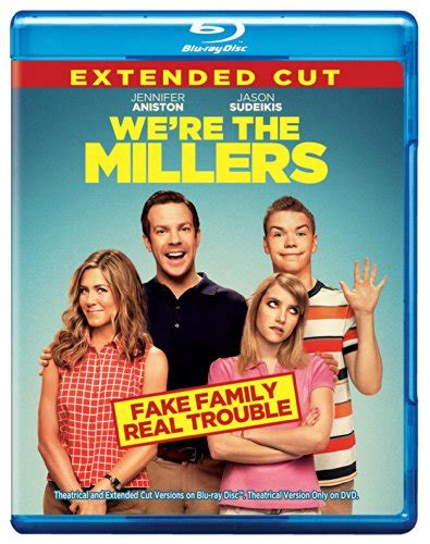 We Re The Millers Also Search For Save 28 99 We Re The Millers Dvd Ultraviolet Combo Pack 883929317646 7 00
