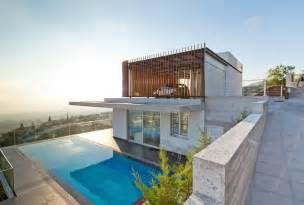 Houses Built On Slopes Will You Move To Cyprus To Have A House Like This