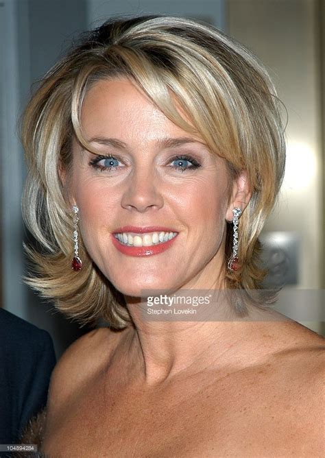 Hairstyles Deborah Norville | deborah norville during rita hayworth gala benefiting the