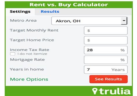buying vs renting a house calculator renting vs buying a house calculator 28 images the free mortgage calculator you