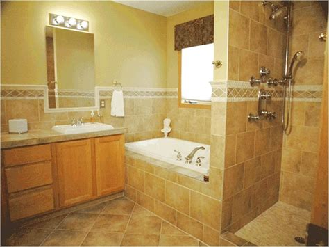 Simple Bathroom Tile Design Ideas Simple Brown Bathroom Designs Simple Simple Classic Bathroom Tile Classic Bathroom Design Ideas With
