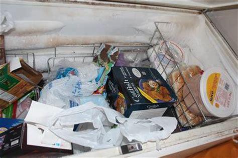 organizing  chest freezer ideas solutions