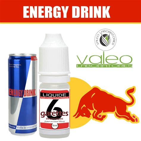 e energy drink eliquide saveur energy drink