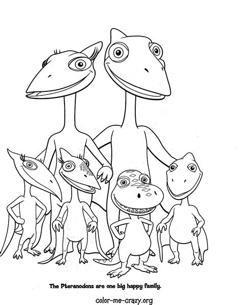 coloring pages dinosaur train colormecrazy org dinosaur train coloring pages