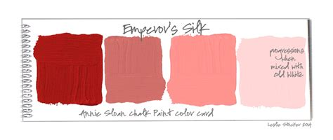 My Scandinavian Home colorways color swatches