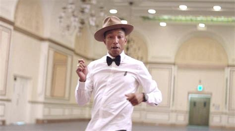 pharrell williams united nations pharrell williams is the official happy ambassador as