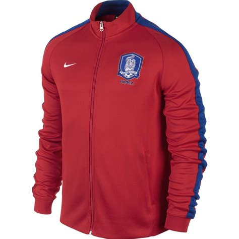 Jacket Korea nike south korea republic authentic n98 track jacket