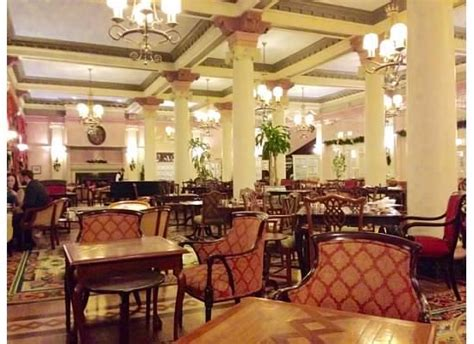 Bc Tea Room by Empress Hotel National Historic Site Of Canada Picture