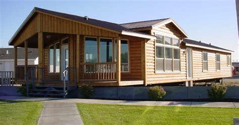 log siding mobile homes oklahoma log wide mobile homes studio design gallery