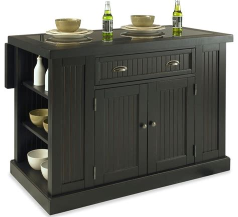 black kitchen island with storage cabinets transitional kitchen nantucket kitchen island black transitional kitchen