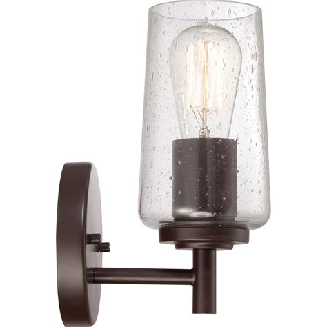 Western Bathroom Fixtures Quoizel Eds8601wt Edison With Western Bronze Finish Bath Fixture And 1 Light Brown
