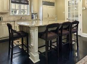 Island Kitchen Chairs by Setting Up A Kitchen Island With Seating
